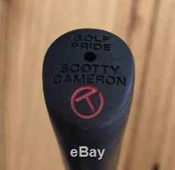 Scotty Cameron Concept 2 Tour Only Tour Rat Prototype Rare