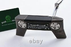 Scotty Cameron Concept X Cx-01 Putter / 34 / Scpcon018