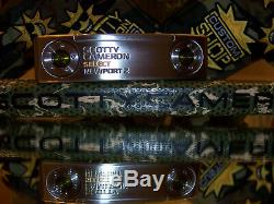 Scotty Cameron Custom Shop LIMITED Newport 2. 10% off New to you & Scotty. 34