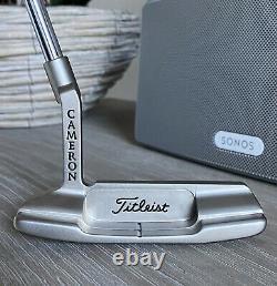 Scotty Cameron Custom Shop Newport 2 Pro Platinum (Tiger Woods Lookalike) Putter