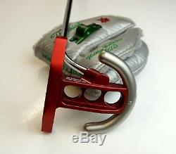 Scotty Cameron Futura Holiday Collection 2003 Putter + Head Cover
