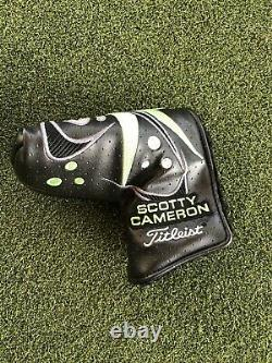 Scotty Cameron H12 Holiday 2012 JetSetter LIMITED WithHC