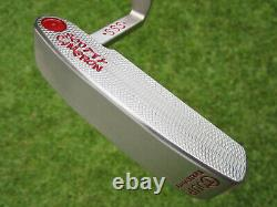 Scotty Cameron LH Tour Only SSS 009 Circle T 350G TIGER WOODS Stamps DEEP MILLED