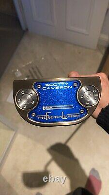 Scotty Cameron Limited Edition French Laundry putter #46