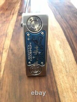 Scotty Cameron MyGirl Putter 2020 limited 1.250 and 10 Golfballs from Vice