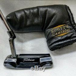 Scotty Cameron NEWPORT OILCAN custom Putter Titleist Golf Japan 34 inch F/S