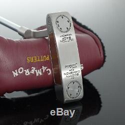 Scotty Cameron Newport Button Back(34) #681203053 Putter