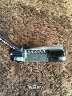 Scotty Cameron Newport Long neck TeI3 Titleist Golf Putter JAPAN 33inch