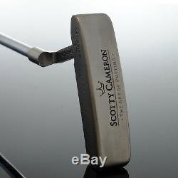 Scotty Cameron Newport The Art of Putting Custom Chrome (35) #681101041 Putter