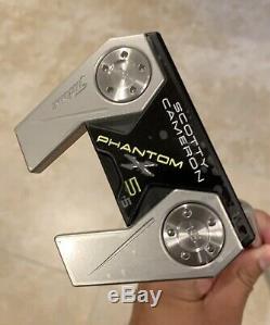 Scotty Cameron Phantom X5.5 Putter 34
