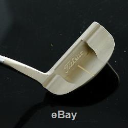 Scotty Cameron Pro Platinum Del Mar 3.5 340g(34) 2000 #190101024 Putter