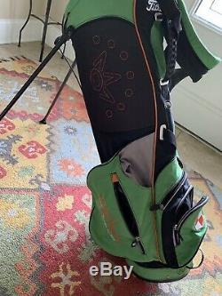 Scotty Cameron Rare Pinflag Bag Sublime Lime Circle T