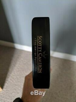 Scotty Cameron SANTA FE Putter RARE with Certificate of Authenticity