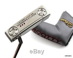 Scotty Cameron Select Laguna Putter Steel 35 Cover G2823