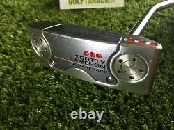 Scotty Cameron Select Squareback Putter 33 Scotty Cameron Grip and Cover (7302)