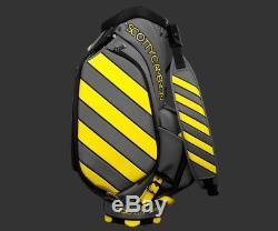 Scotty Cameron Staff Bag Caution Stripe Yellow Sunshine Nib