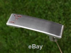 Scotty Cameron TOUR ONLY Timeless T2 Newport 2 GSS Vertical Stamp TIGER WOODS