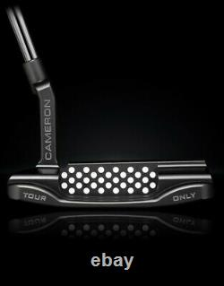 Scotty Cameron Teryllium T22 Newport Tour Only Circle T Naked HC Included