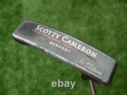 Scotty Cameron Titleist 1998 TeI3 Teryllium Newport Putter