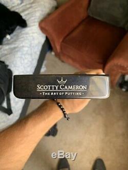 Scotty Cameron Titleist Art Of Putting Newport Putter 35