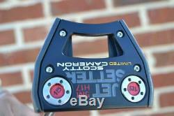 Scotty Cameron Titleist Limited Edition H17 (Holiday 2017) 5M Jet Setter 34