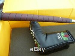 Scotty Cameron Titleist Napa Putter 06 Limited Bullet Bottom New With Headcover