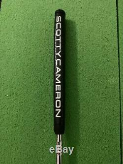 Scotty Cameron Titleist Oil Can the art of Putting Santa fe 34.5