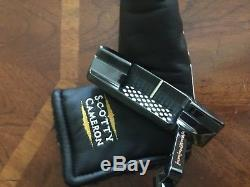 Scotty Cameron Titleist TeI3 Newport Two Putter 35 RH With Headcover
