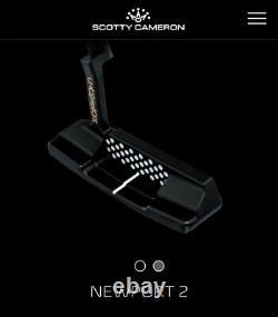 Scotty Cameron Titleist Teryllium Limited Release TeI3 Newport2 T22 35 Putter