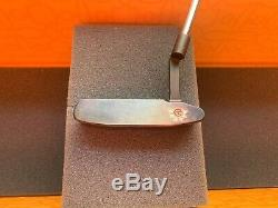 Scotty Cameron Tour Oil Can Newport 2 TRI-SOLE Circle T withSight Dot 350G 34