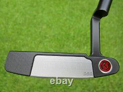 Scotty Cameron Tour Only Black GSS Newport TNP Select Circle T RED 34 360G