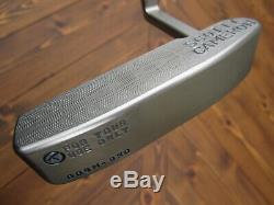 Scotty Cameron Tour Only MASTERFUL 009. M SSS Circle T BLUE CHERRY BOMB 34 350G