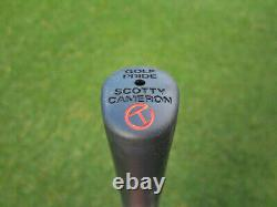 Scotty Cameron Tour Only MASTERFUL Super Rat GSS Circle T WELDED SSS NECK 360G