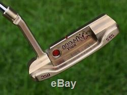Scotty Cameron Tour Only Masterful 009M Chromatic Bronze SSS Circle T 34 350G
