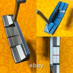 Scotty Cameron Tour Only Newport 2 Timeless T2 SSS Putter Circle T 34 COA