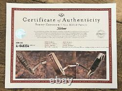 Scotty Cameron Tour Only SSS Masterful 009. M CHROMATIC BRONZE Circle T 34 350G