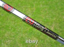 Scotty Cameron Tour Only SSS Masterful TOURTYPE Special Select Circle T 34 360G
