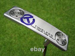 Scotty Cameron Tour Only SSS Timeless Newport 2 TOURTYPE Special Select Circle T