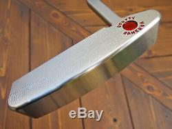 Scotty Cameron Tour Only TIMELESS Newport 2 SSS Circle T CHERRY BOMBS! 350G