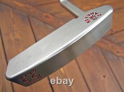 Scotty Cameron Tour Only TIMELESS Newport 2 SSS Circle T UPSIDE DOWN 350G