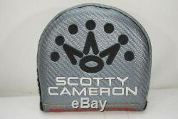 Titleist 2017 Scotty Cameron Futura 6M Putter 35 Right Steel # 70335