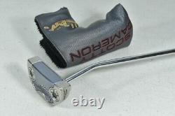 Titleist 2018 Scotty Cameron Select Fastback 33 Putter Right Steel # 106787
