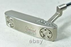 Titleist 2020 Special Select Newport 34 Putter Right-Handed Steel # 110461