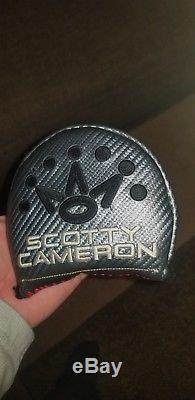 Titleist Golf Scotty Cameron Futura 5s Putter 35 Super Stroke