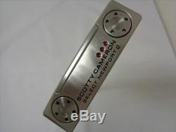 Titleist Putter SCOTTY CAMERON select NEWPORT 2(2018) Left-Handed 34inch