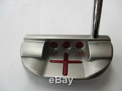 Titleist SCOTTY CAMERON Select FASTBACK 2014 Left-Handed 34 With Head cover