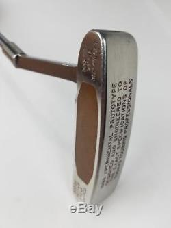 Titleist Scotty Cameron 1998 Xperimental Prototype TEI3 MS Putter 35 Golf Club