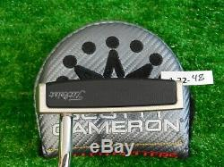 Titleist Scotty Cameron 2017 Futura 5.5M 34 Putter with Headcover New