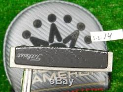 Titleist Scotty Cameron 2017 Futura 6M 35 Putter with Headcover Super Stroke