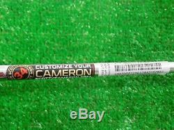 Titleist Scotty Cameron 2018 Select Fastback 2 34 Putter with Headcover New